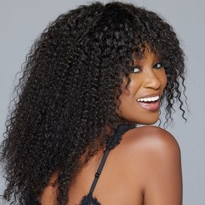 "16"" Inch Afro Kinky Virgin Remy Human Hair"